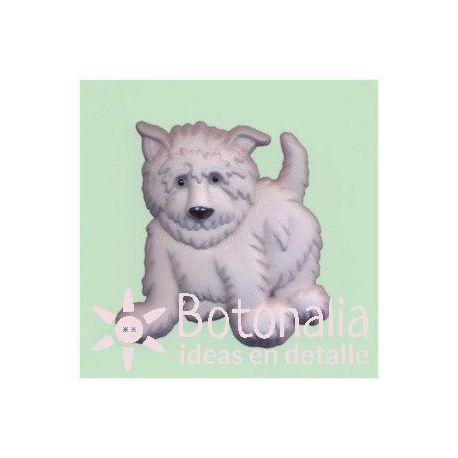 Perro gris 32 mm