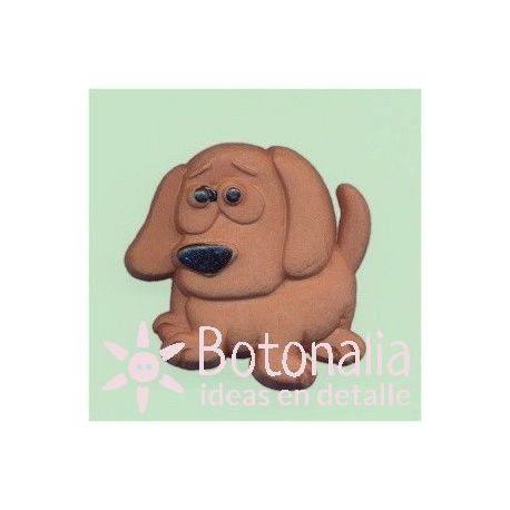 Perro canela 25 mm