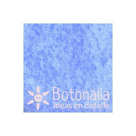 Fat Quarter - Marbled - Light blue