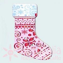 Christmas stocking 35 mm (Mod. H)