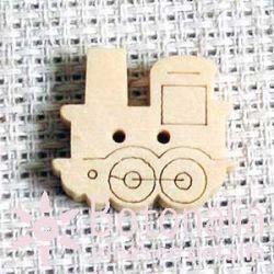 Little train Wood 18 mm