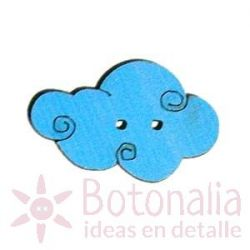 Blue cloud 30 mm