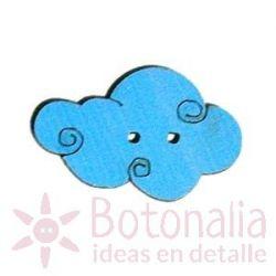 Blue cloud 30 mm