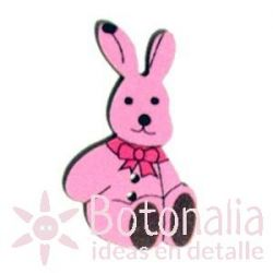 Pink bunny 30 mm