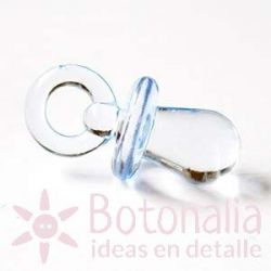 Charm blue pacifier 32 mm