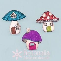 Dress-it-Up - Shroom With A View