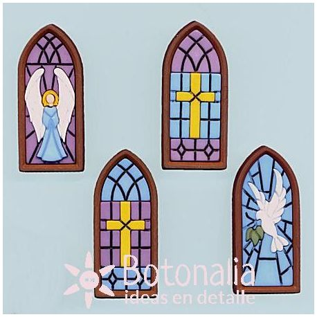 Dress-it-Up - Stained Glass