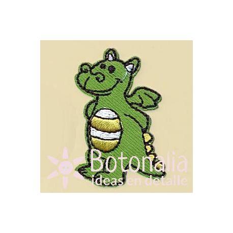 Dragoncito Verde