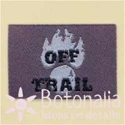 Etiqueta Off Trail
