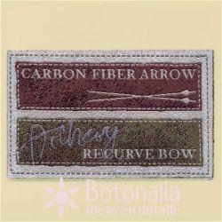 Etiqueta BOW & ARROW