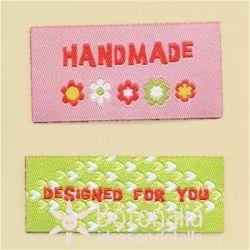 Etiquetas Handmade