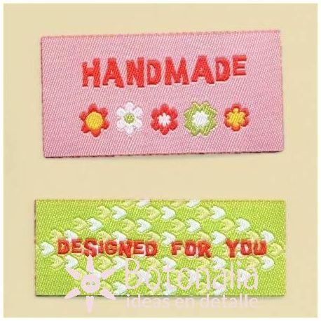 Labels Handmade