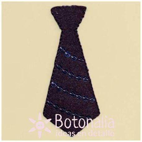Corbata 70 mm