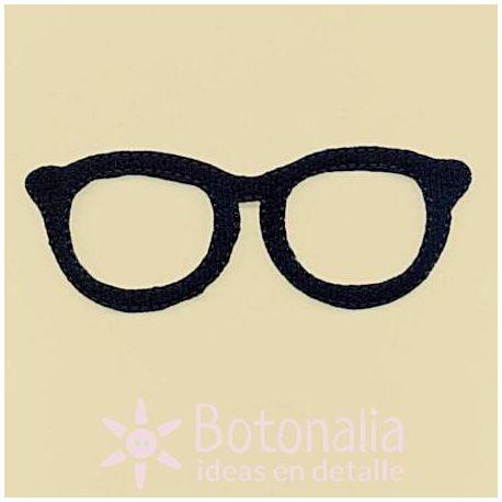 Glasses 85 mm