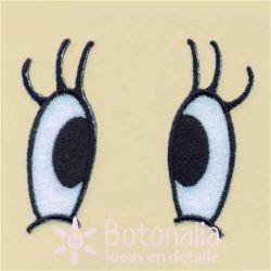 Eyes 50 mm