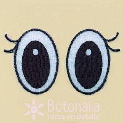 Eyes 40 mm