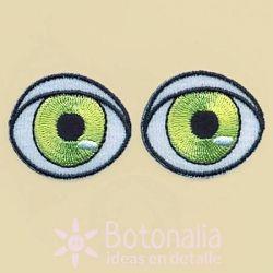 Ojos Verdes 35 mm
