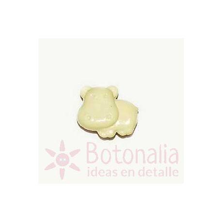 Bebé Hipopótamo 18 mm