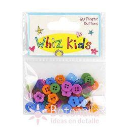 Button assortment - Whiz Kids