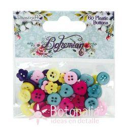 Button assortment - Bohemian