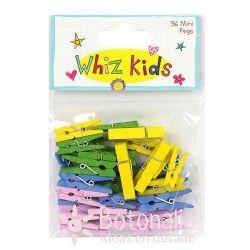 Mini pegs Whiz Kids