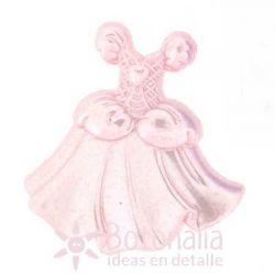 Vestido de princesa 28 mm
