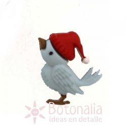 Christmas Bird 18 mm