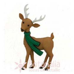 Christmas Reindeer 42 mm