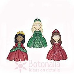 Dress-it-Up - Princesas de Navidad