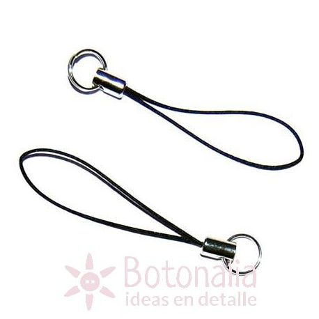 2 mobile phone embellishment hangers