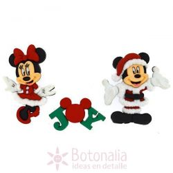 Dress-it-Up - Mickey and Minnie Christmas