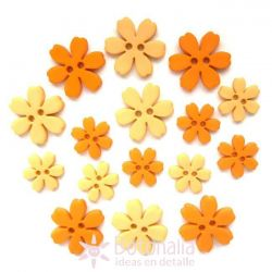 Flower Power - Marigold