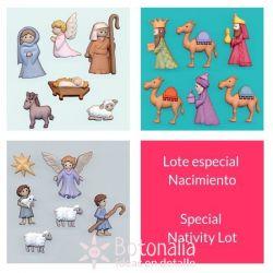 Special Nativity Set Lot