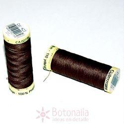 Gütermann Sew-All thread 100m dark brown