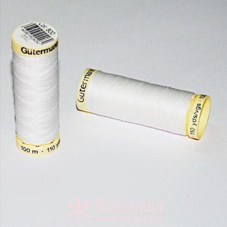 Gütermann Sew-All thread 100m white
