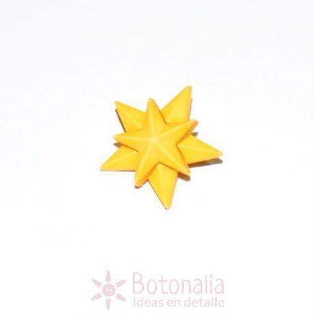 Estrella de Navidad 21 mm