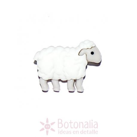 Standing sheep 20 mm