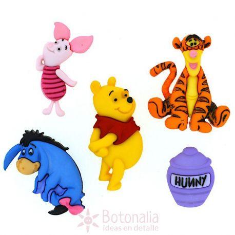 Dress-it-Up - Disney - Winnie The Pooh