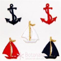 Anclas y veleros
