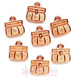 Golden Handbag 17 mm