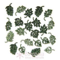 Dress-it-Up - Pressed Leaves