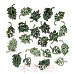 Dress-it-Up - Pressed Leaves