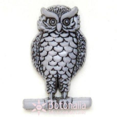 Grey owl 28 mm