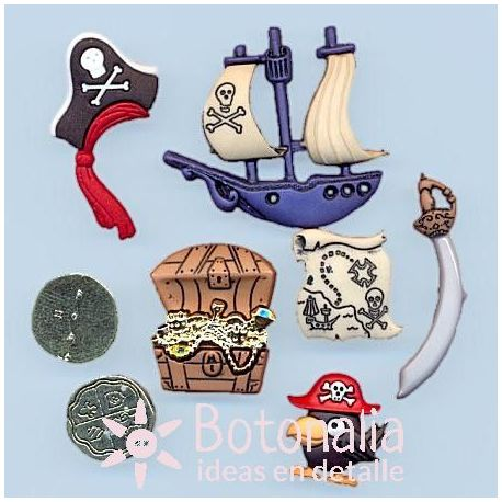Dress-it-Up - Pirates