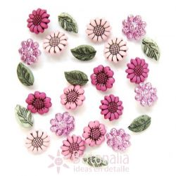 Dress-it-Up - Tiny Country Flowers B