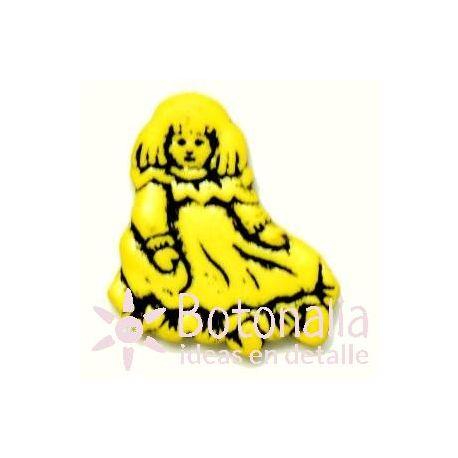 Muñeca amarilla