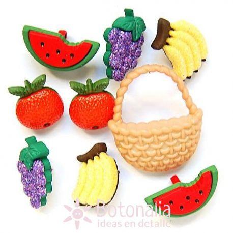 Dress-it-Up - Fruit Salad