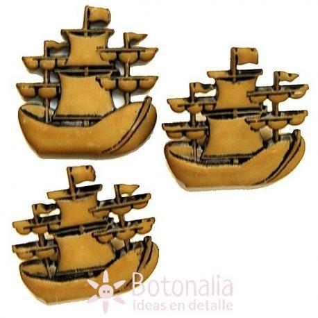 Barco Velero 29 mm