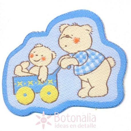 Papá oso y osito
