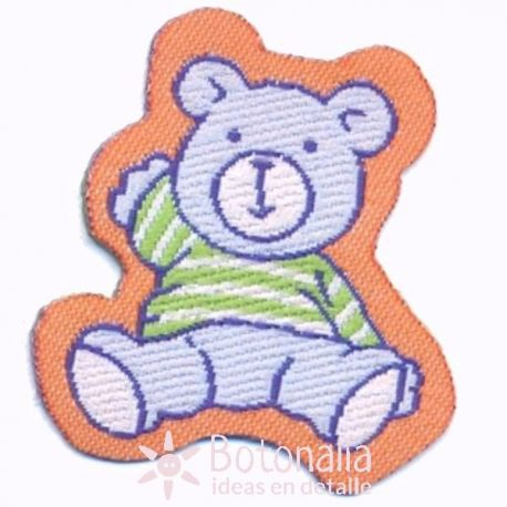 Teddy bear baby 2